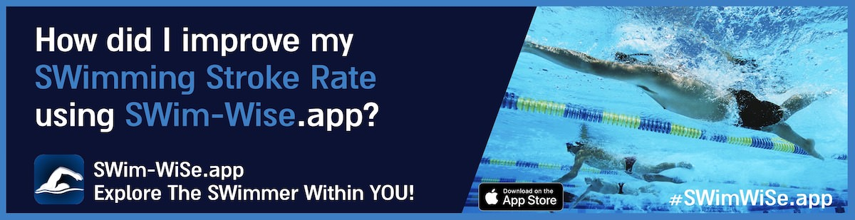 How I improved my SWimming Stroke Rate using SWim-Wise.app?