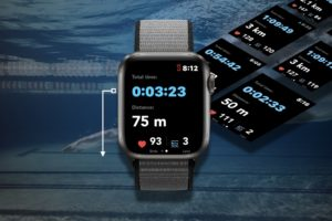 SWimWiSe app for apple watch