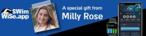 milly rose 6 month free subscription to swimmer iphone app